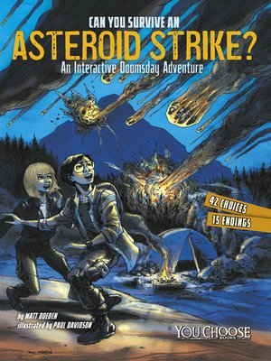 cover image of Can You Survive an Asteroid Strike?