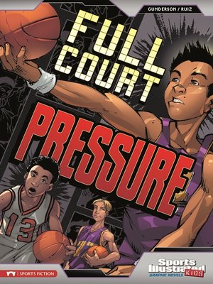 cover image of Full Court Pressure