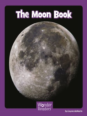cover image of The Moon Book