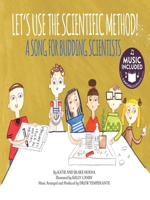 cover image of Let's Use the Scientific Method!