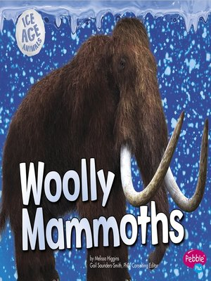 cover image of Woolly Mammoths