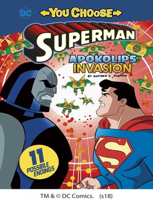 cover image of Apokolips Invasion