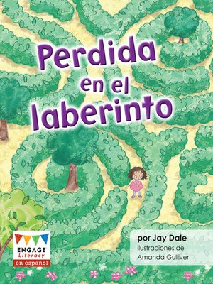 cover image of Perdida en el laberinto