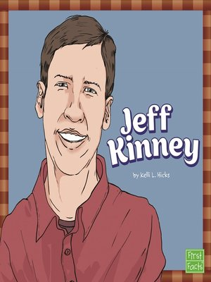 cover image of Jeff Kinney