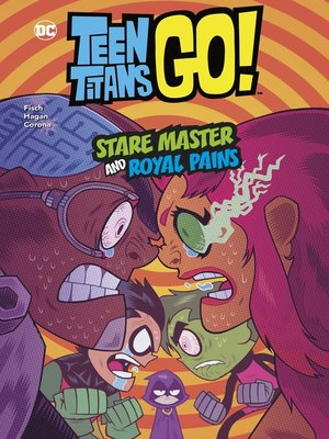 cover image of Stare Master and Royal Pains