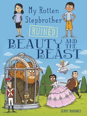 cover image of My Rotten Stepbrother Ruined Beauty and the Beast