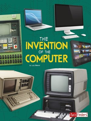 cover image of The Invention of the Computer