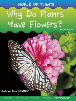 cover image of Why Do Plants Have Flowers?