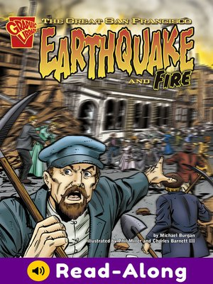 cover image of The Great San Francisco Earthquake and Fire