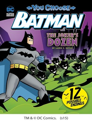 cover image of The Joker's Dozen