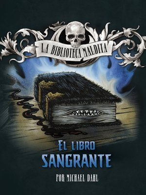 cover image of El libro sangrante