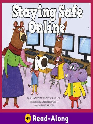 cover image of Staying Safe Online