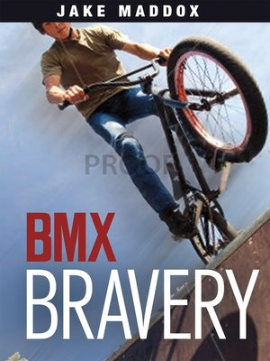 cover image of BMX Bravery