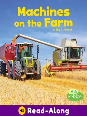 cover image of Machines on the Farm