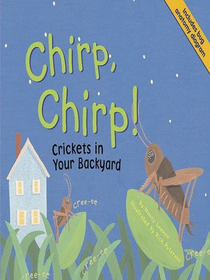 cover image of Chirp, Chirp!