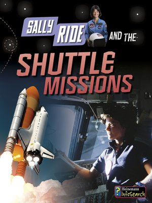 cover image of Sally Ride and the Shuttle Missions
