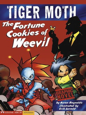 cover image of The Fortune Cookies of Weevil