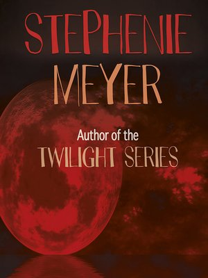 cover image of Stephenie Meyer