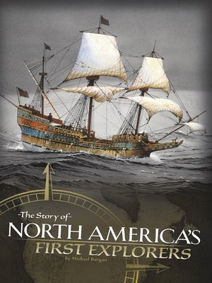 cover image of The Story of North America's First Explorers