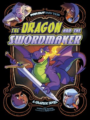 cover image of The Dragon and the Swordmaker