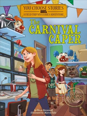 cover image of The Carnival Caper