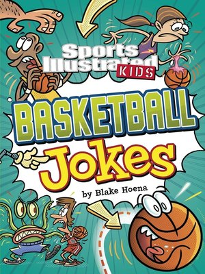 cover image of Sports Illustrated Kids Basketball Jokes