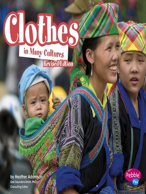 cover image of Clothes in Many Cultures