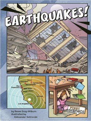 cover image of Earthquakes!