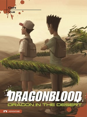 cover image of Dragon in the Desert