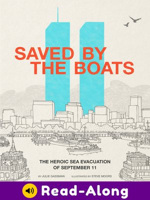 cover image of Saved by the Boats