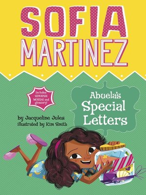 cover image of Abuela's Special Letters