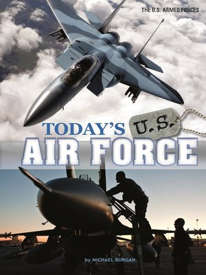 cover image of Today's U.S. Air Force