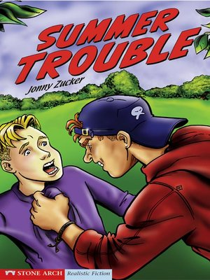 cover image of Summer Trouble
