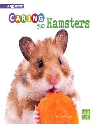 cover image of Caring for Hamsters