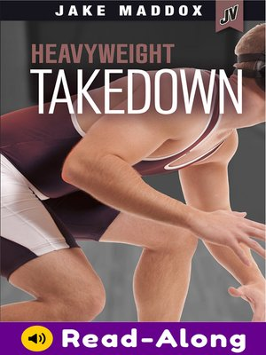 cover image of Heavyweight Takedown