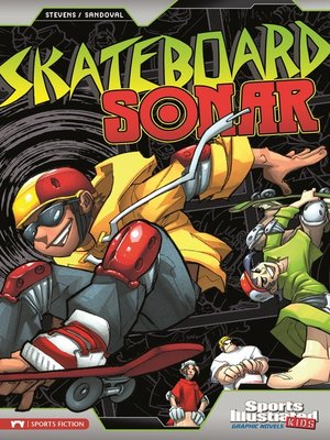 cover image of Skateboard Sonar
