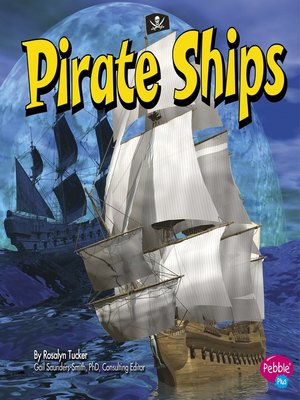 cover image of Pirate Ships