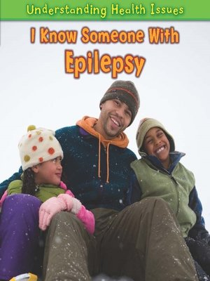 cover image of I Know Someone with Epilepsy