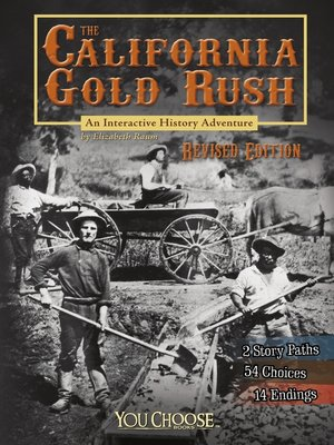 cover image of The California Gold Rush