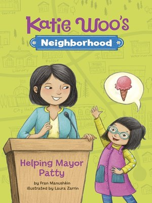 cover image of Helping Mayor Patty