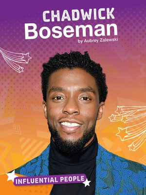 cover image of Chadwick Boseman