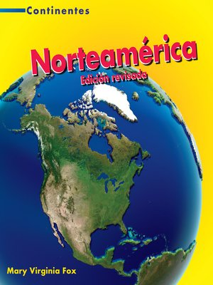 cover image of Norteamérica