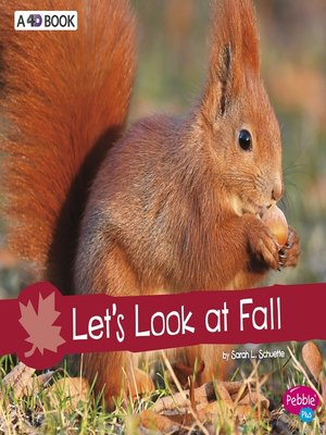 cover image of Let's Look at Fall