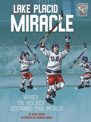 cover image of Lake Placid Miracle