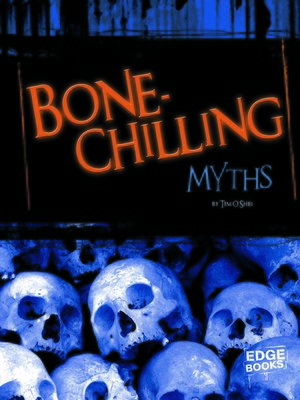 cover image of Bone-Chilling Myths