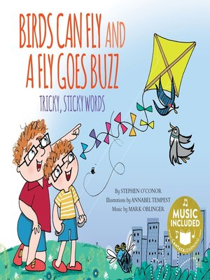 cover image of Birds Can Fly and a Fly Goes Buzz!