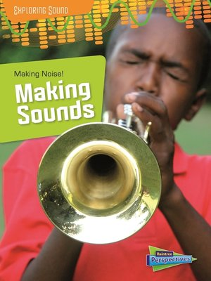 cover image of Making Noise!