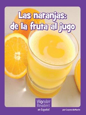cover image of Las naranjas