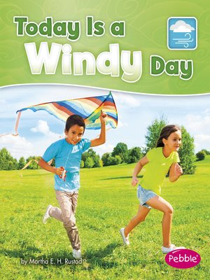 cover image of Today is a Windy Day