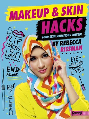 cover image of Makeup and Skin Hacks
